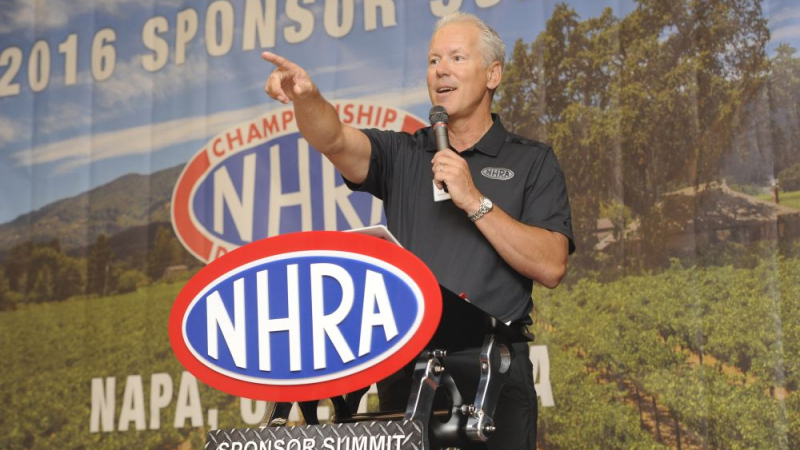Leaders in Motorsport: NHRA's Brad Gerber on its commercial health and embracing digital