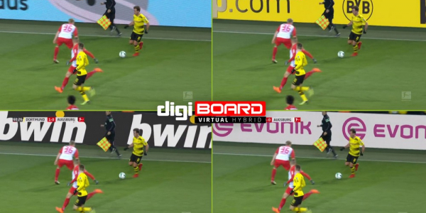 Bundesliga's virtual advertising to be delivered by ADI