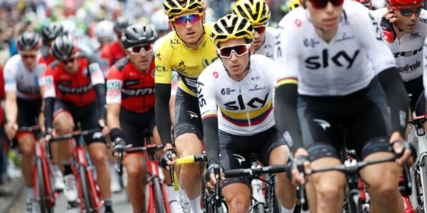 Tencent Sports inks Tour de France deal