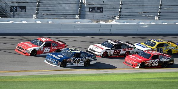 Twitter to live stream Nascar Cup Series play-offs