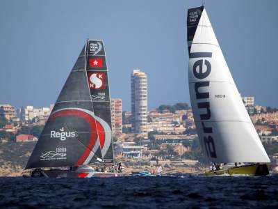 Sina Sports sets sail with the Volvo Ocean Race